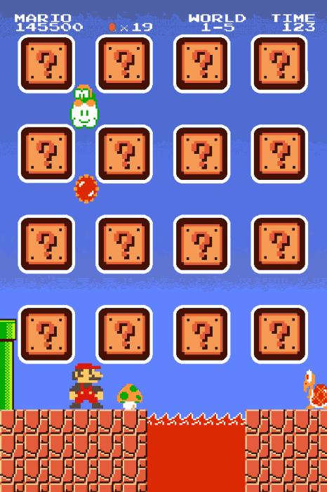 Mario 466x700 Iphone Wallpapers