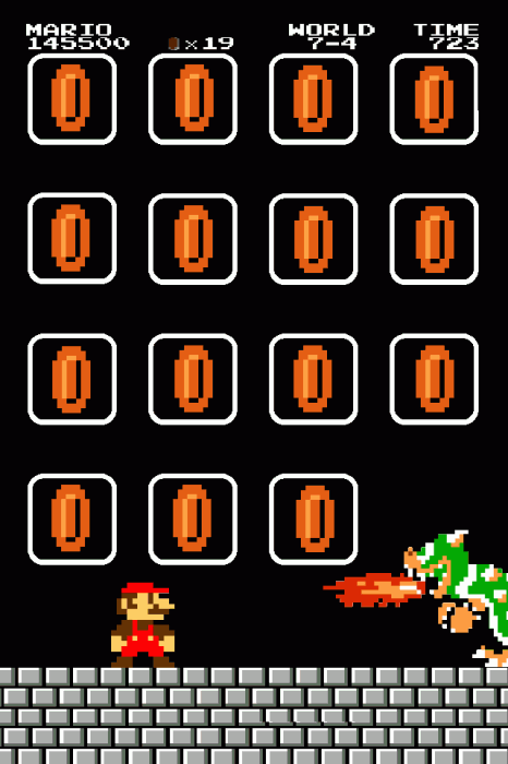 mario bros 21111 466x700 Iphone Wallpapers
