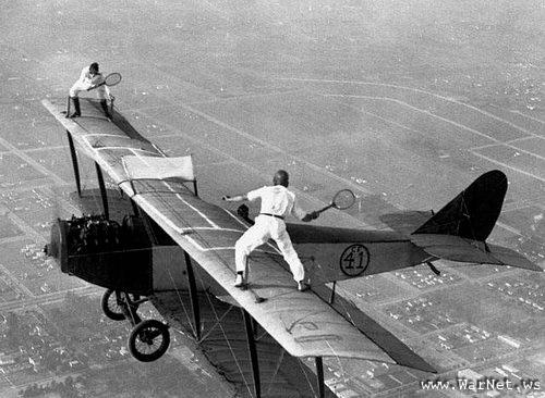 Tennis Funny air pics wtf Sports airplanes