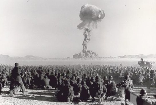 nuclear explosion 05 Nuclear Test wtf Weapons