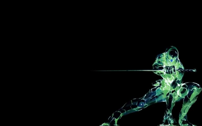 tumblr lcbxpepBgH1qetnlco1 1280 700x437 MGS Cyborg Ninja Wallpapers Wallpaper metal gear solid Gaming
