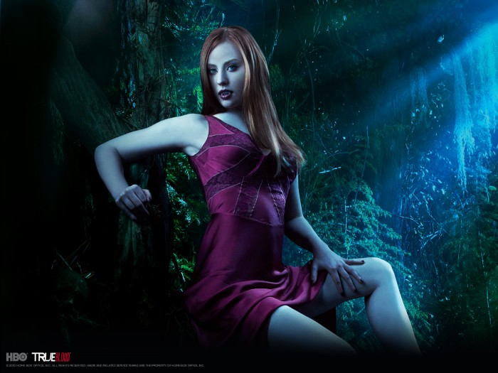 wallpaper jessica 700x525 True Blood S4 Wallpapers Wallpaper True Blood Television