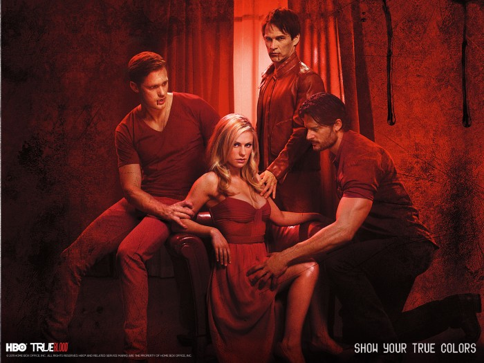 wallpaper s4poster red 1600 700x525 True Blood S4 Wallpapers Wallpaper True Blood Television