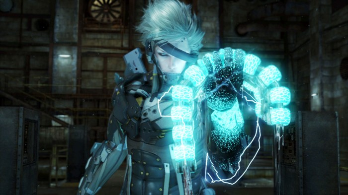 mgsscreen 700x393 MGS: Raiden metal gear solid Gaming Art
