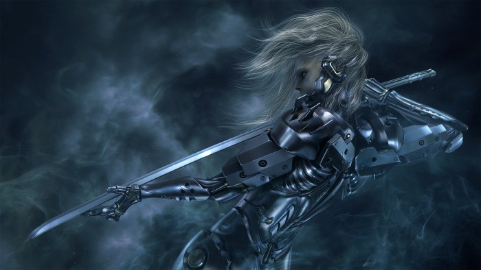 raiden mgs 700x394 MGS: Raiden metal gear solid Gaming Art