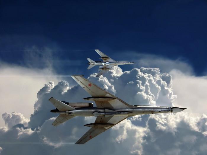 soviet bomber