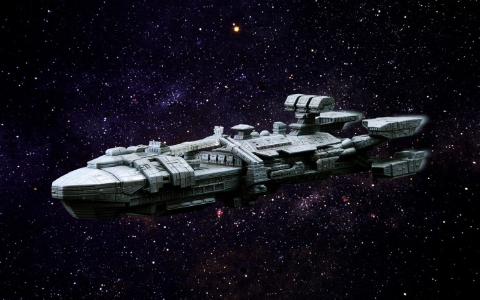trooper ship