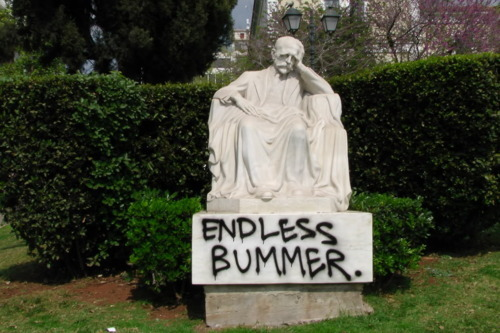 bummer The Nazi King