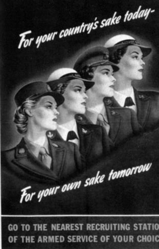 war%20poster.thumbnail WAC Recruiting Poster Sexy Politics Military