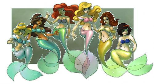 1196706469362.thumbnail Disney Mermaids wtf Sexy