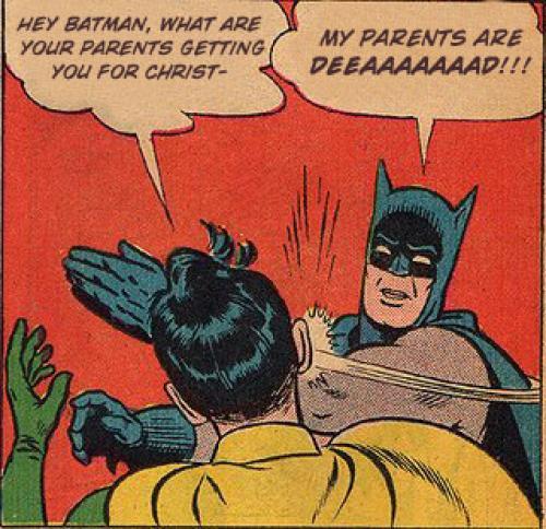 Batslap.thumbnail Batslap Humor Comic Books