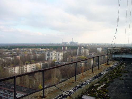 Chernobyl Nuclear Plant Science!
