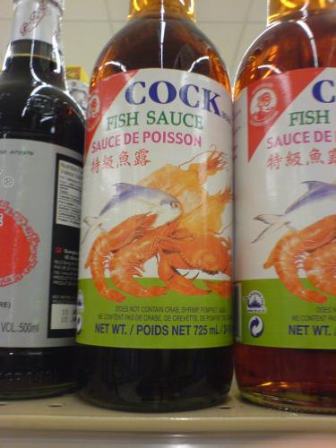 cocksauce.thumbnail COCK Fish Sauce Humor Food