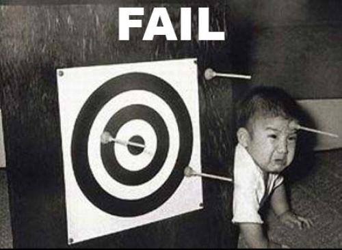 Fail Dart.thumbnail Fail Darts Sad :(