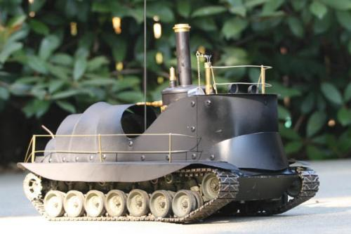 steampunk tank2.thumbnail Steampunk Tank Toys Fantasy   Science Fiction