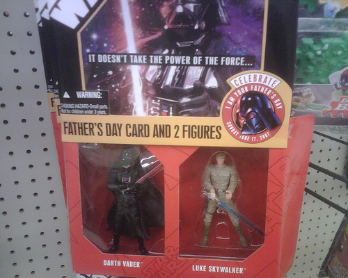 swfd For Those REALLY Bad Fathers Toys star wars Dark Humor