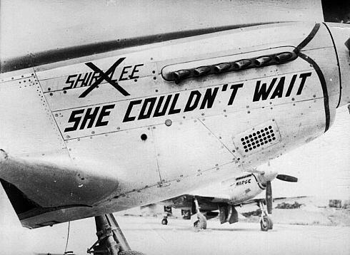 aerography015 World War II Aerography Military Dark Humor