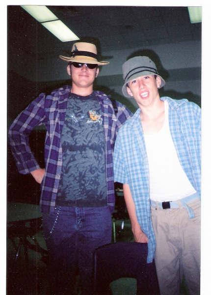 1999d man of many hats   Justin Sad :( Military Humor