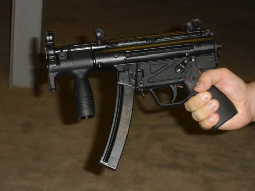 mp5k 500x375 MP5K Military