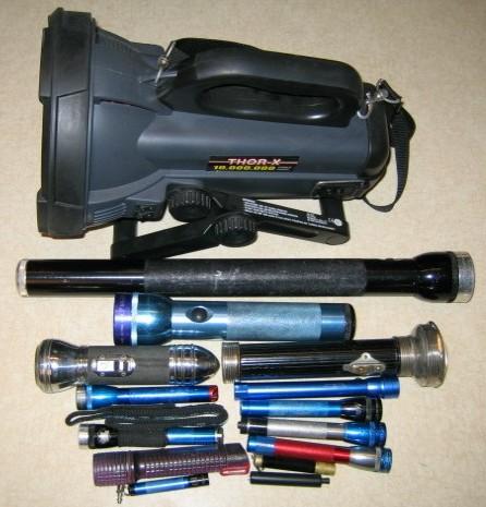 my24 024 Flashlight Collection wtf Forum Fodder