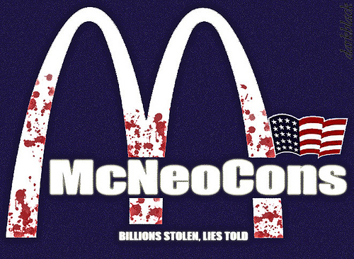mcneocons by darkblack McNeoCons Politics