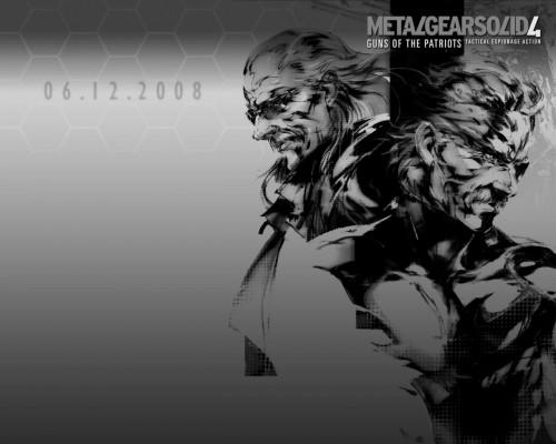 sv2ah2 500x400 Metal Gear Solid 4 wallpapers Wallpaper