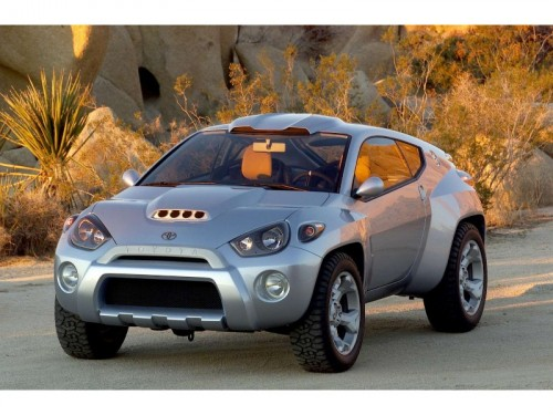 rsc1 500x375 Toyota RSC Concept Car 2001 Cars