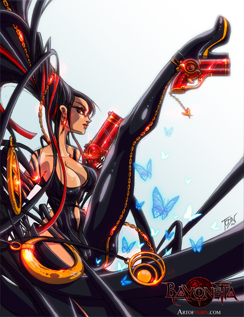Bayonetta_by_Tebin_Art.jpg (384 KB)