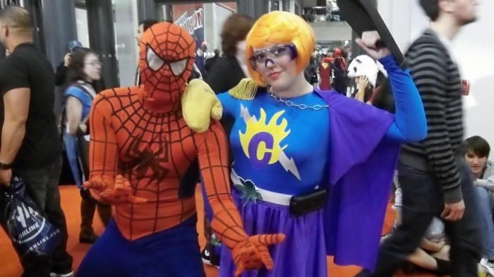 100 0722 700x393 Comic Con NYC 2011 Wallpaper cosplay Comic Books