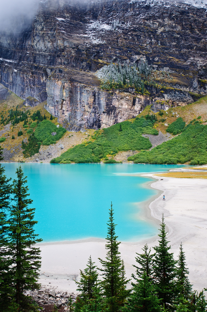 5465728942 3f5c3d8f80 b blue lake Nature