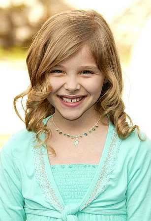 1 Chloe Moretz