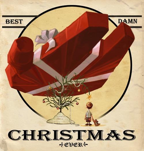 tumblr lw5qf34BCn1qa0q13o1 500 Best Damn Christmas X Mas star wars Humor