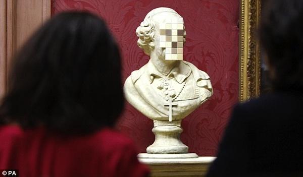 banksycardinalsin2 Cardinal Sin Sad :( Religion Politics Dark Humor Art