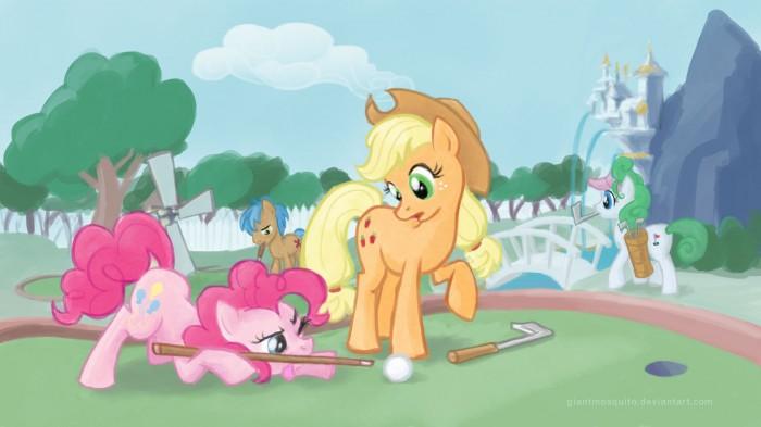 pony_mini_golf_by_giantmosquito-d4232o2.jpg (194 KB)