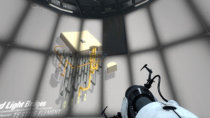 2011 08 09 00001 700x393 Portal 2: Main Game Wallpaper portal Gaming