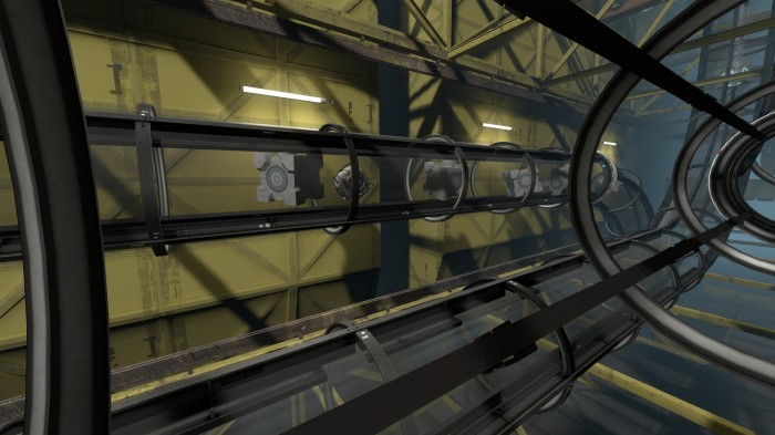 2011 08 09 00030 700x393 Portal 2: Main Game Wallpaper portal Gaming