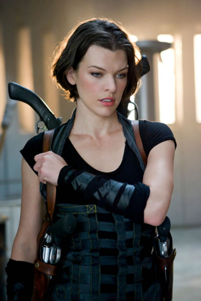 alice resident evil Movies Milla Jovovich Gaming