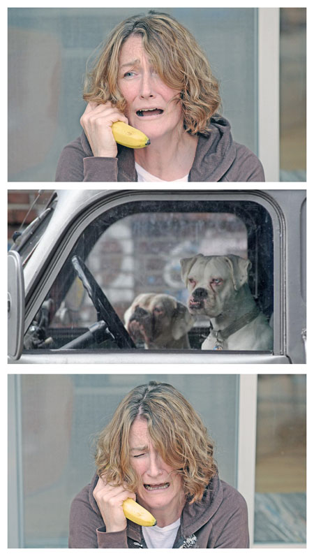 banana dogs Bananaphone Humor Food