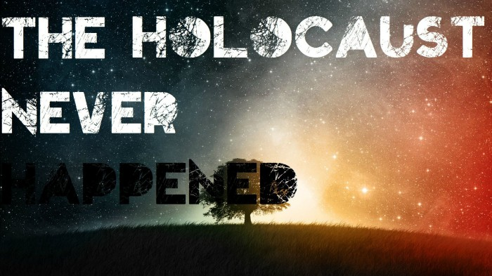 holocaust 700x393 4chan wallpapers (part 2/4) Wallpaper Humor