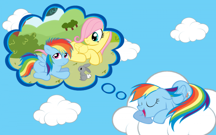 bunJW 700x437 rainbow dash dreams my little ponies