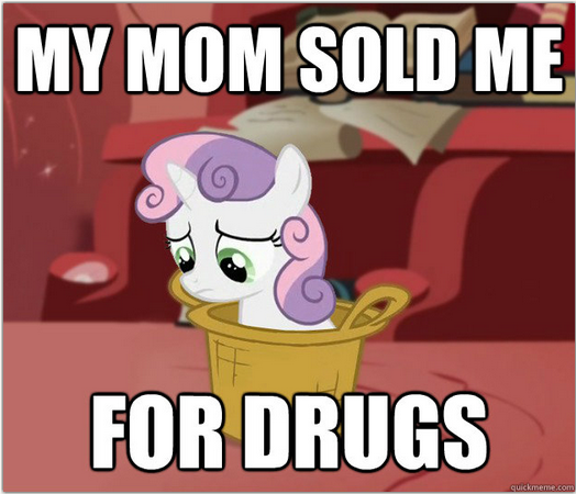 h9CJ2 crack pony my little ponies Humor forum fodder 420