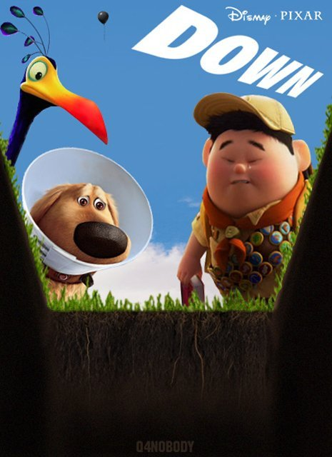 up UP II   The Sequel Sad :( Movies Dark Humor