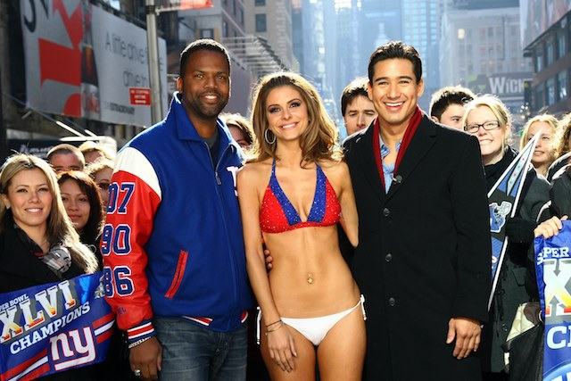 menonous lopez aj sb46 Losing with Class wtf Sports Sexy not exactly safe for work Maria Menounos