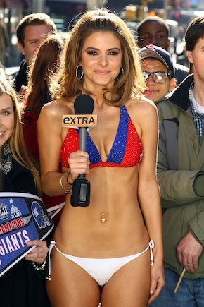 menunous Losing with Class wtf Sports Sexy not exactly safe for work Maria Menounos