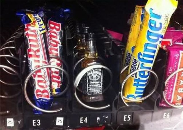 Awesome vending machine