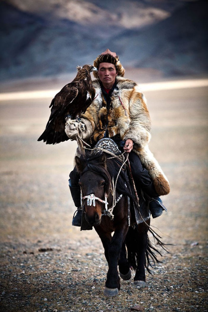 mongol hunter