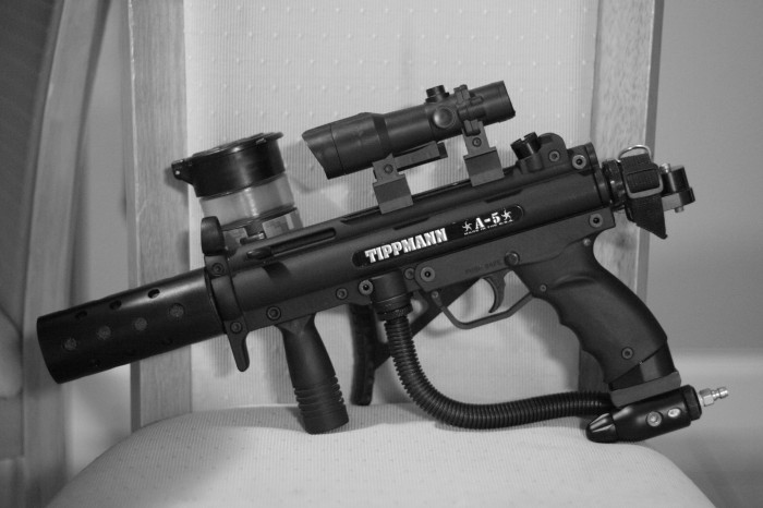 IMG 5281 700x466 Tippmann A5 Weapons Sports