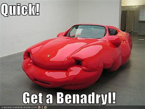 24cfbf29 16a4 4303 8b65 2131c5e87af6 Benadryl Humor Cars