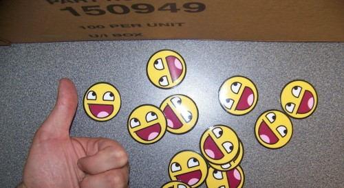 awesome 500x274 Awesome stickers wtf