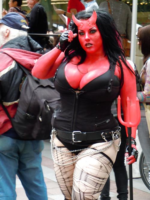 Bbw devil